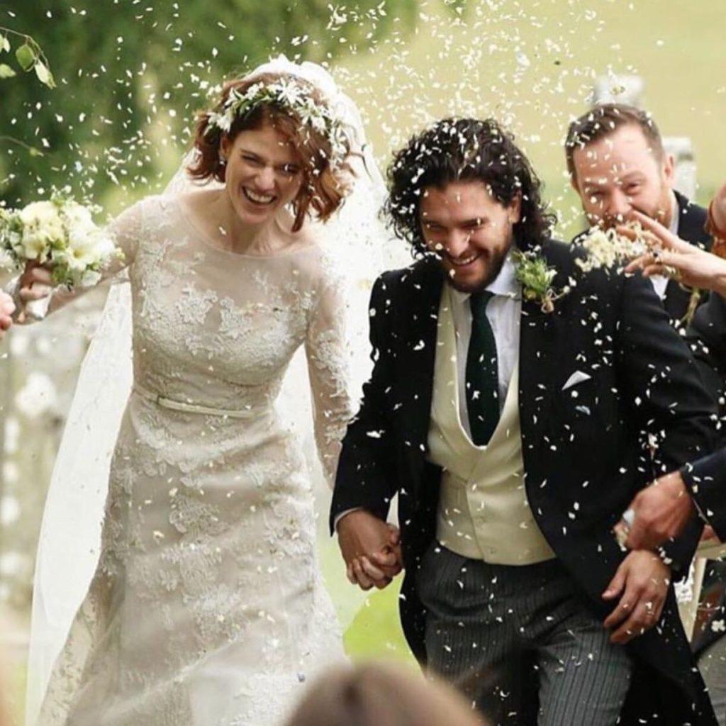 kit harington eta altezza moglie vita privata  jon snow trono di spade