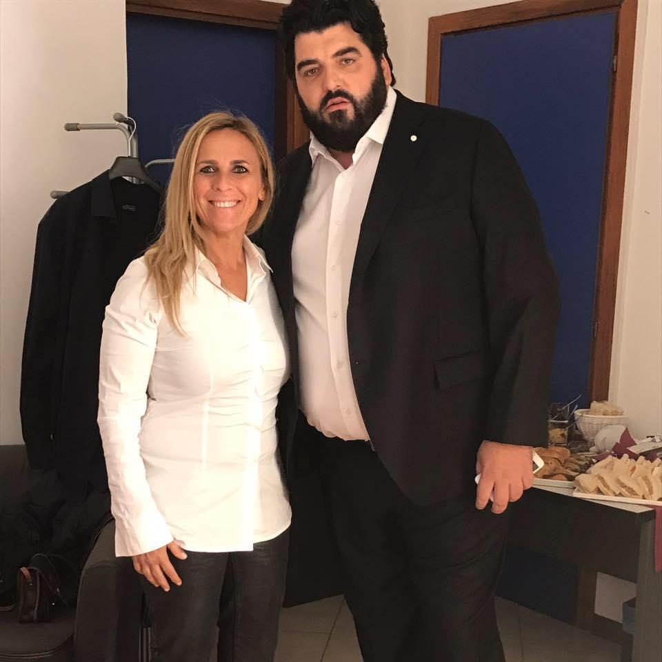Antonino Cannavacciuolo altezza peso età moglie figli fisico
