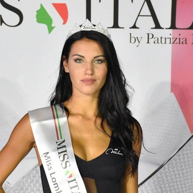 vincitrice miss italia 2019 carolina stramare