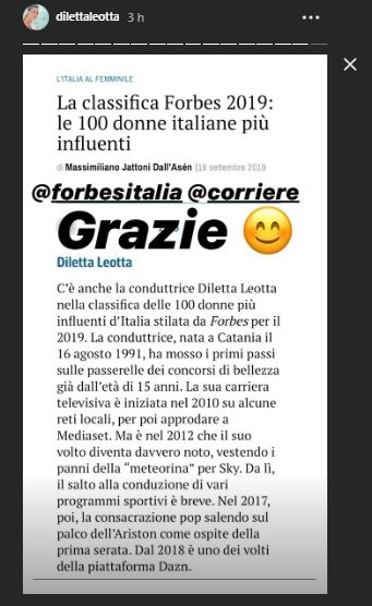 forbes donne italiane