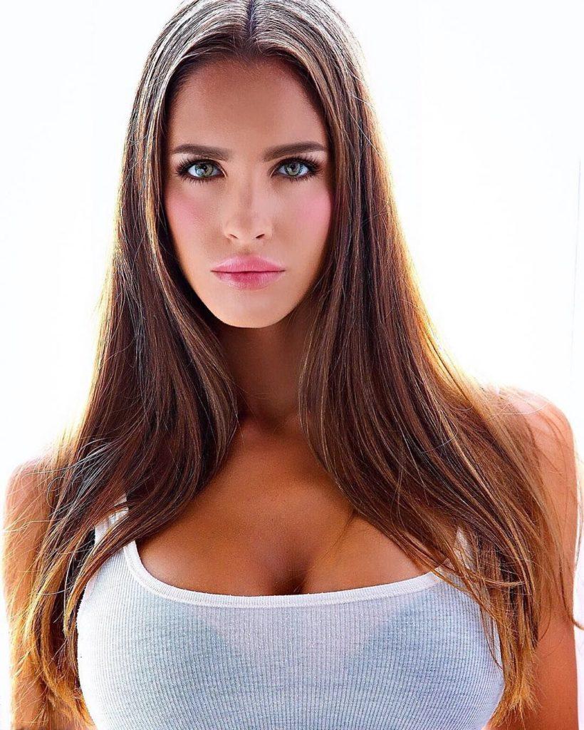 Lucia Javorcekova chi è modella misure fisico foto instagram
