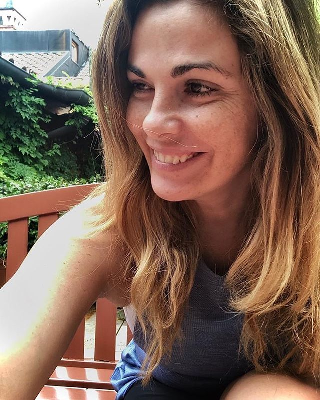 vanessa incontrada instagram foto senza trucco