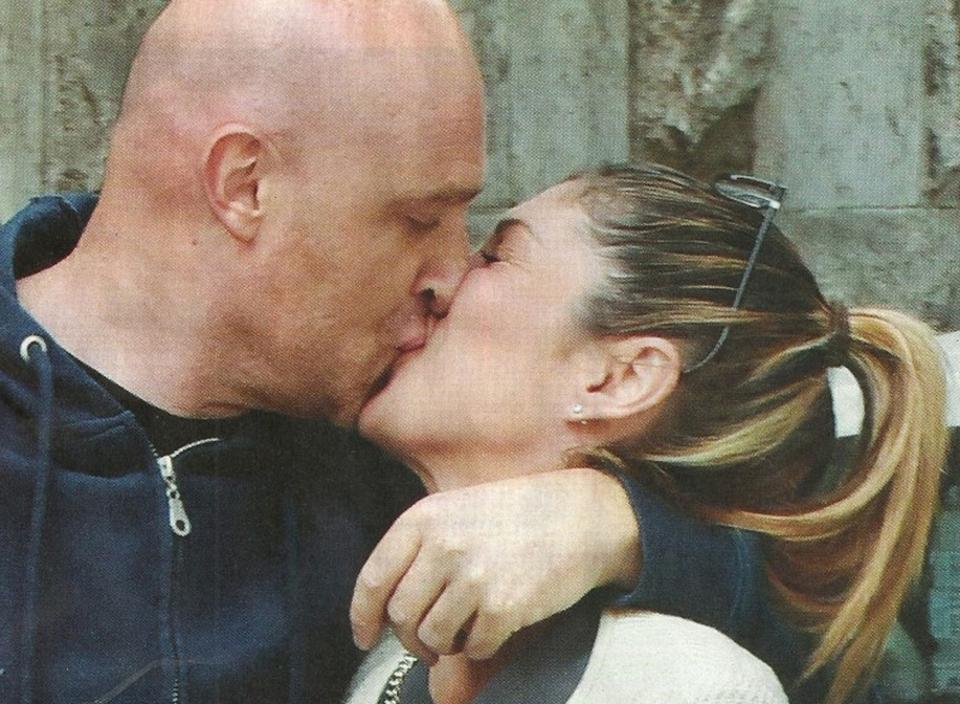 rudy zerbi chi è moglie Maria Soledad Temporini