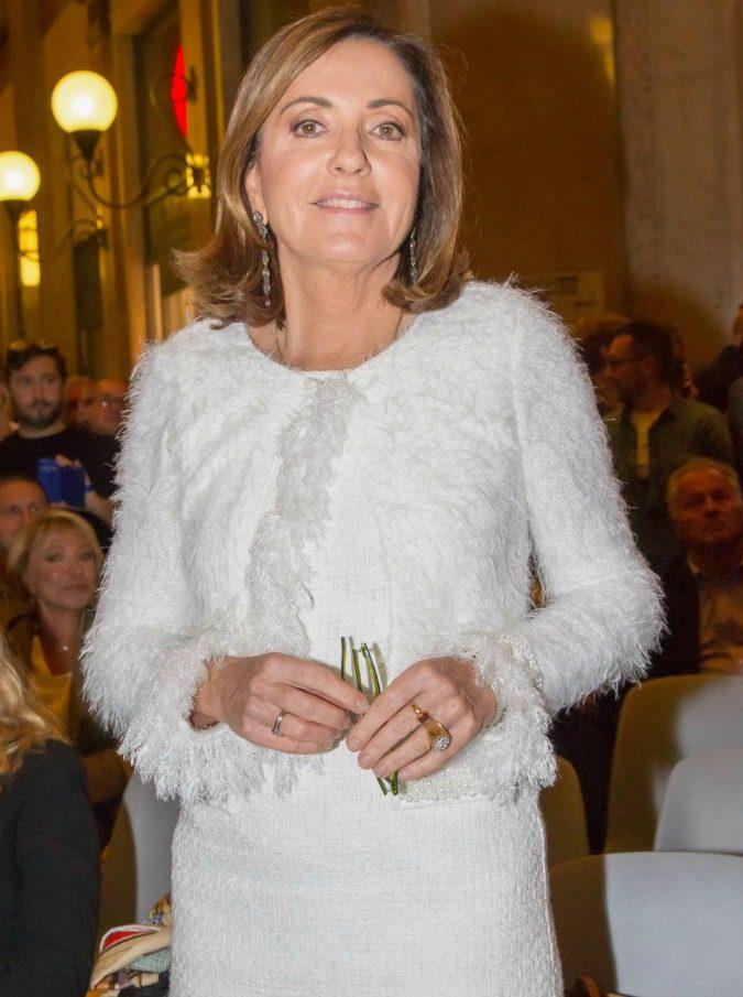 Barbara Palombelli 4 Figli 1 Naturale E 3 Adottati Da Lei E Francesco Rutelli