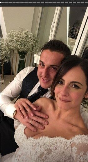 anna munafò ued matrimonio marito peppe saporita