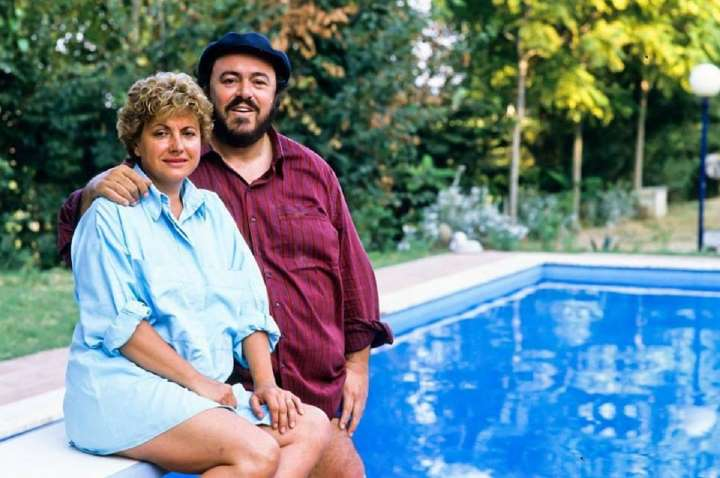 nicoletta mantovani oggi malattia lavoro vedova luciano pavarotti
