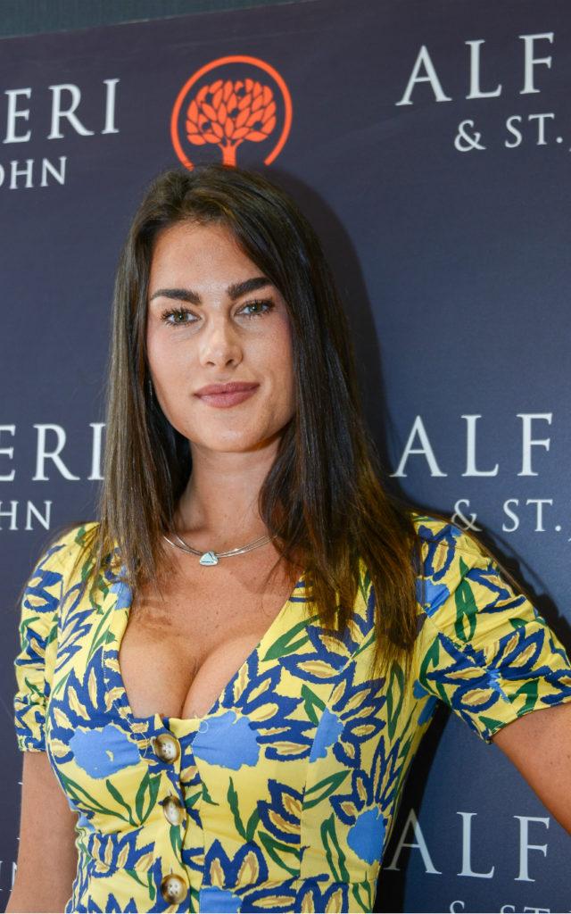 Francesca Sofia Novello età altezza peso misure fidanzata valentino rossi