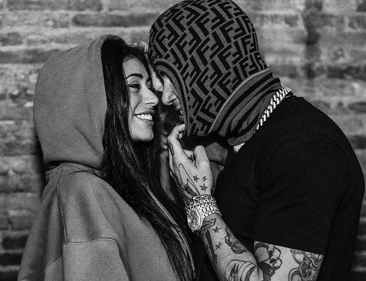 Angelina Lacour instagram fidanzata sfera ebbasta fisico