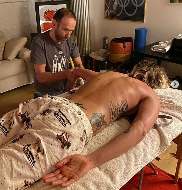 federica pellegrini foto instagram fisico tatuaggi