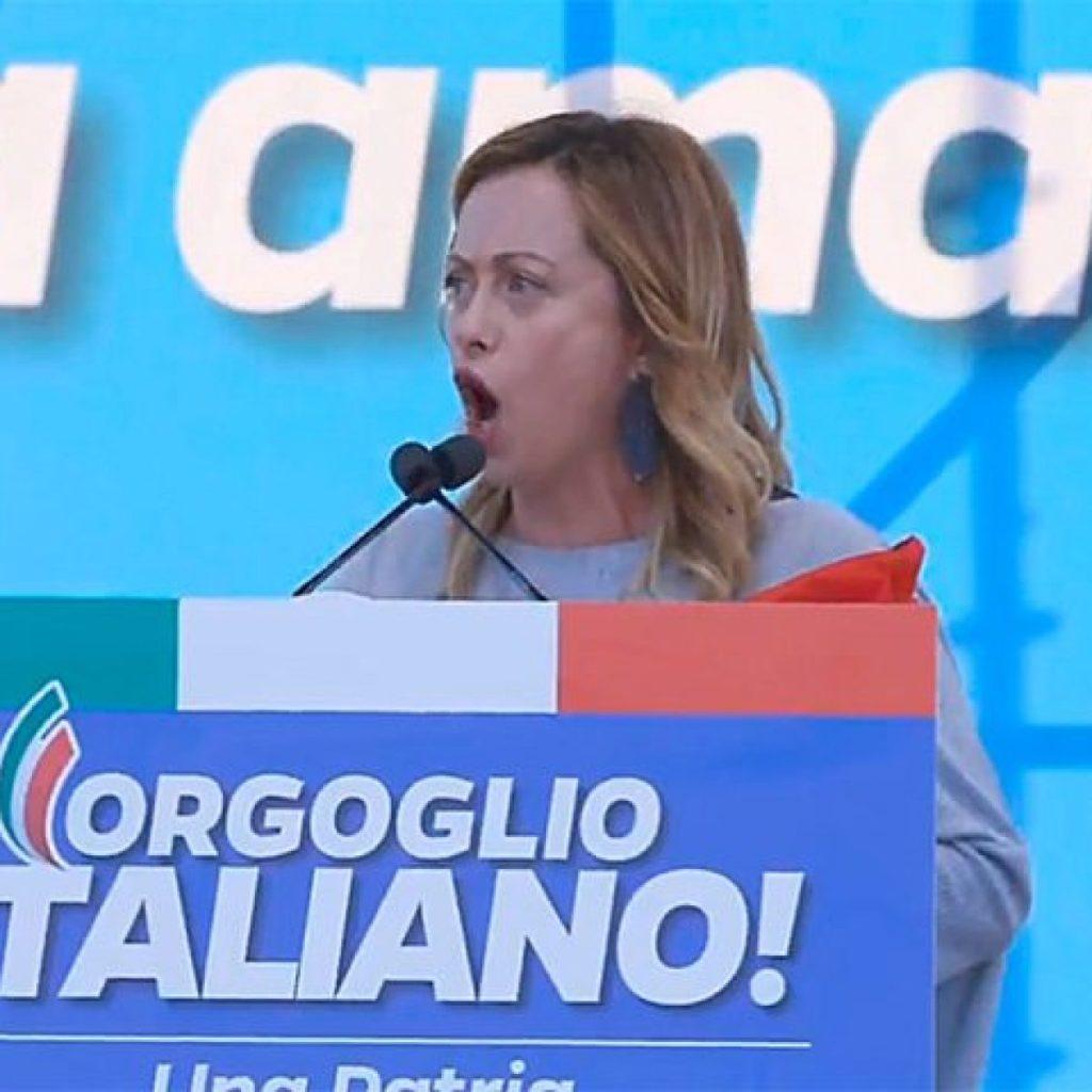 Sondaggio Ixè: crollo della Lega, tra i leader Meloni supera Salvini