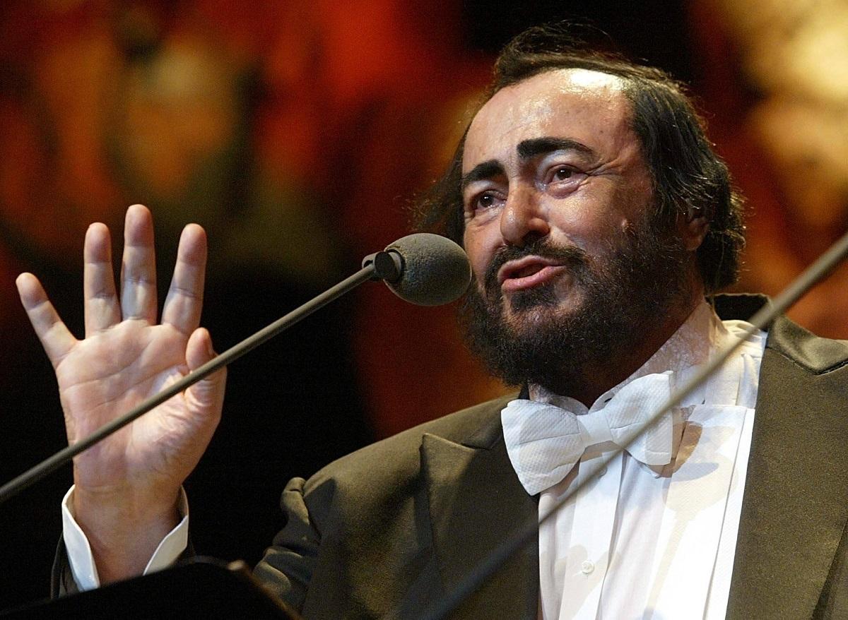 quando è morto com'è morto luciano pavarotti età morte altezza prima seconda moglie figli