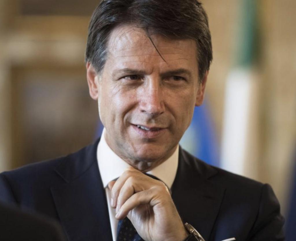 Giuseppe Conte Eta Altezza Peso Ex Moglie Compagna Figlio Tuttivip