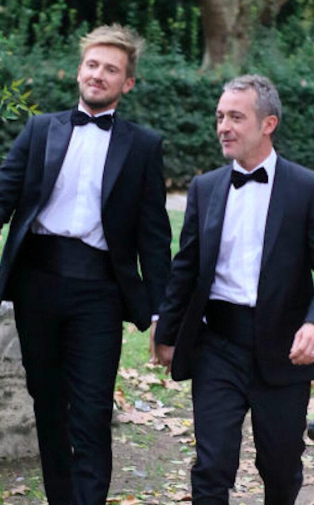 pierluigi diaco età altezza peso marito matrimonio vita privata