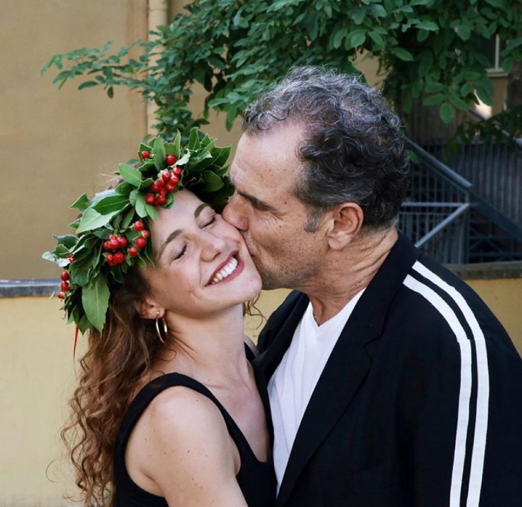 elena sofia ricci marito