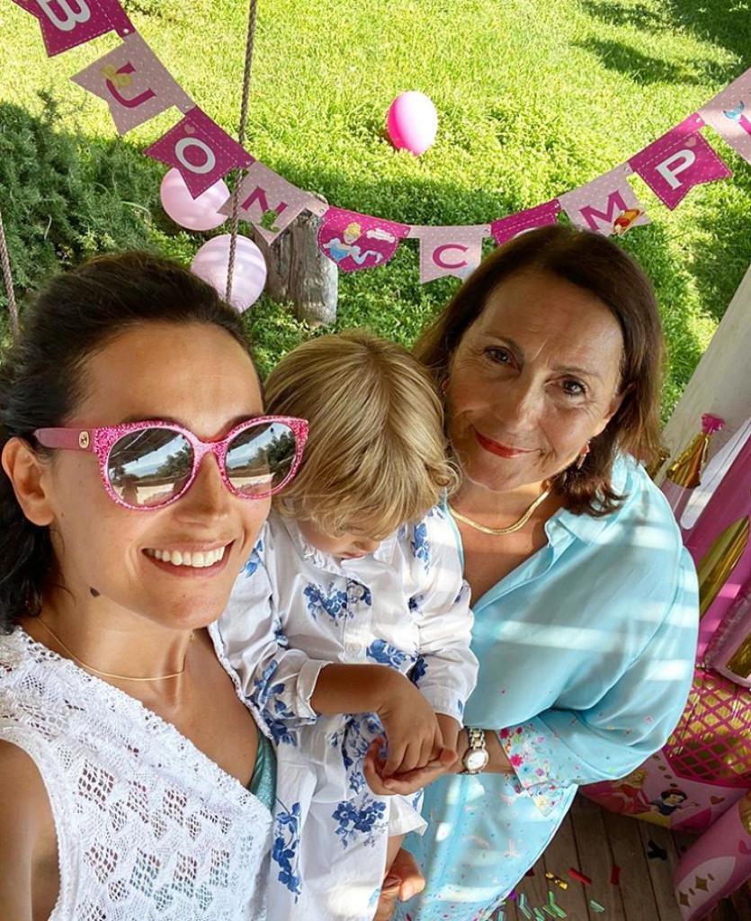 caterina balivo mamma Maria Rosaria Orabona