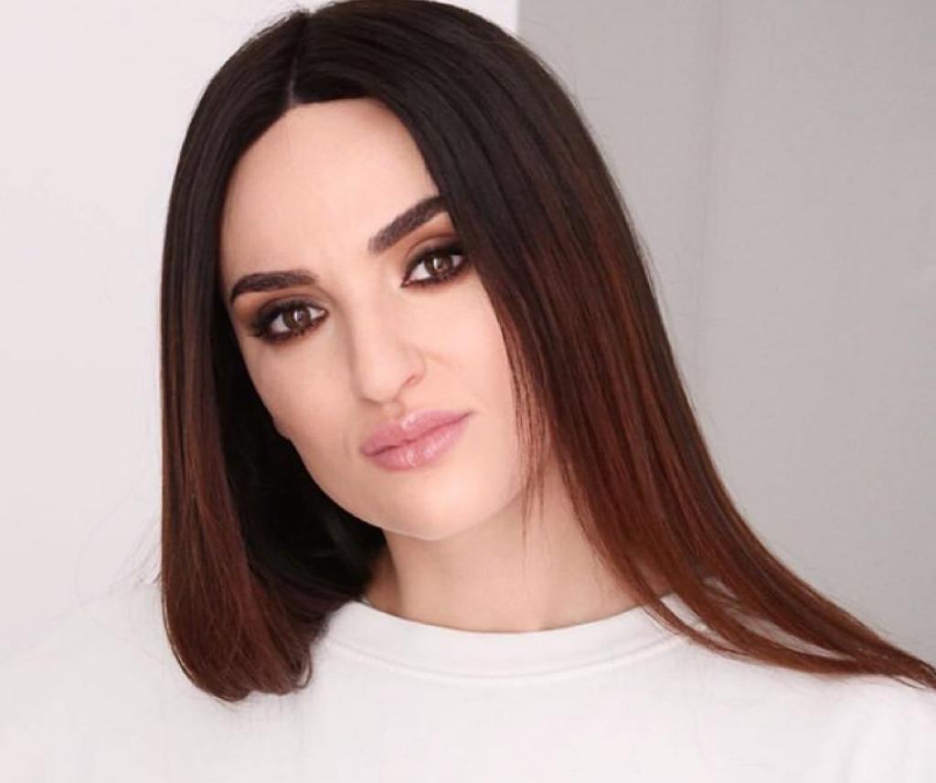 arisa nuovo look capelli lunghezza