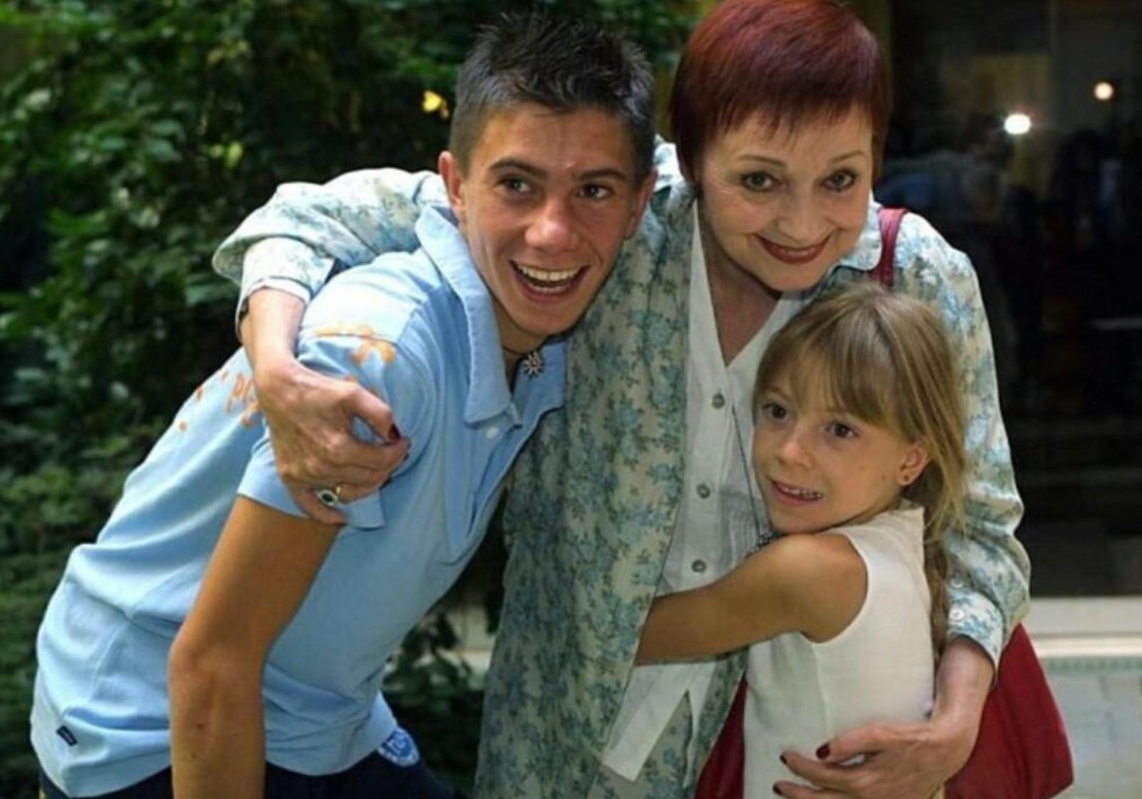 annuccia medico in famiglia oggi eleonora cadeddu età altezza peso