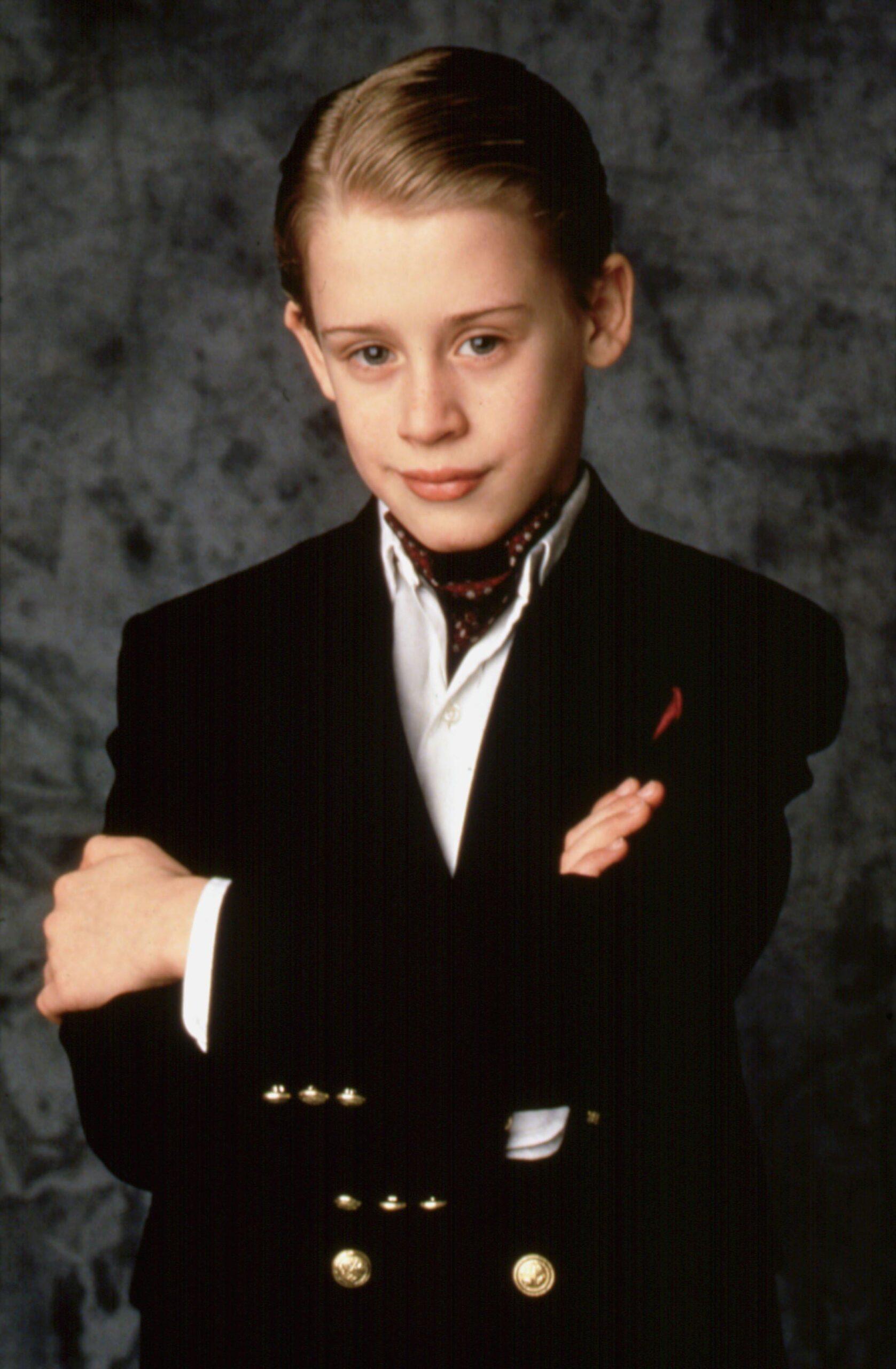 kevin bambino mamma ho perso aereo Macaulay Culkin