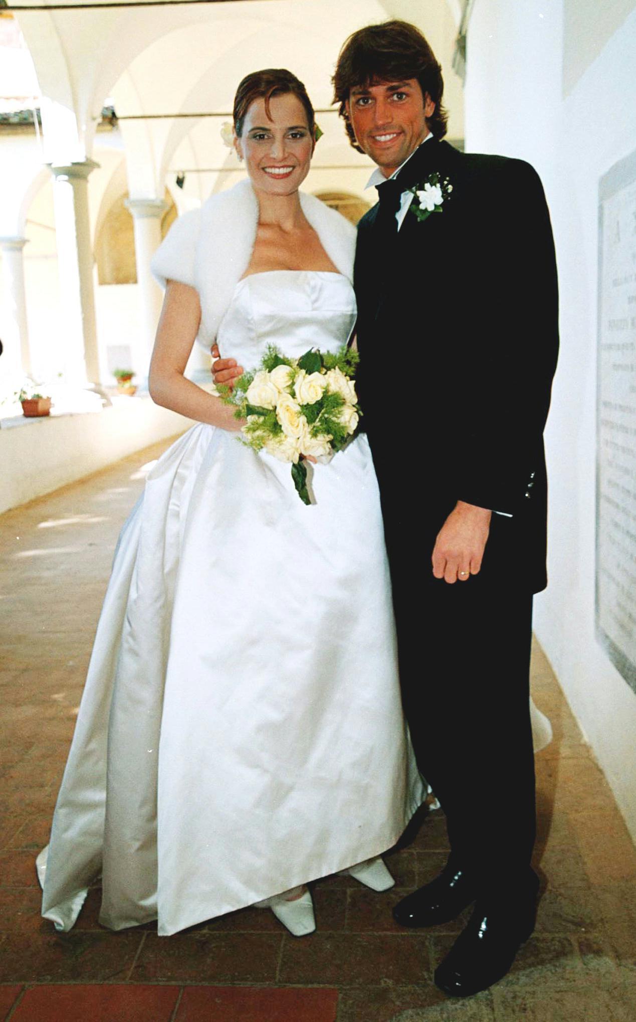 stefano bettarini età altezza peso ex moglie figli fidanzata