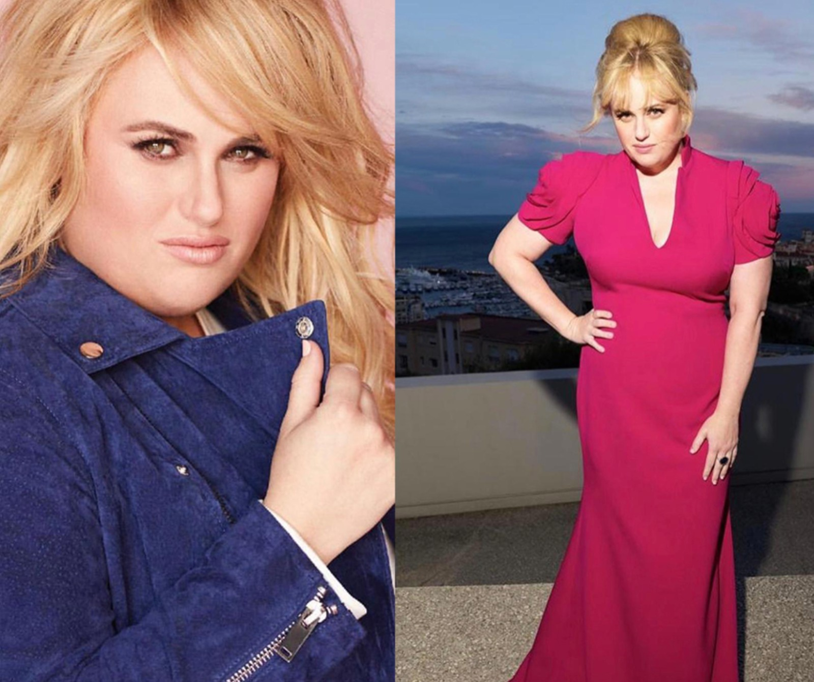 rebel wilson attrice dimagrita quanti chili perso