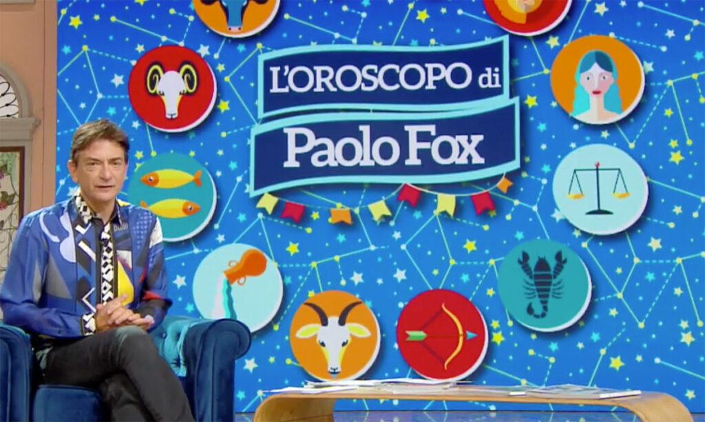 paolo fox età altezza peso segno nome moglie figli vita privata