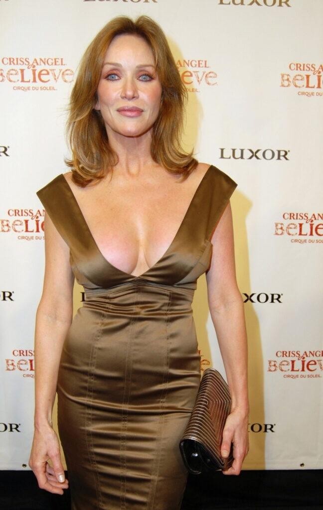 tanya roberts morta attrice charlie's angels 007