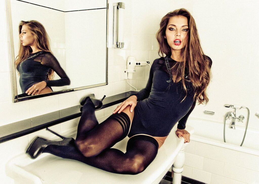 flavio briatore flirt russa Valentina Kolesnikova