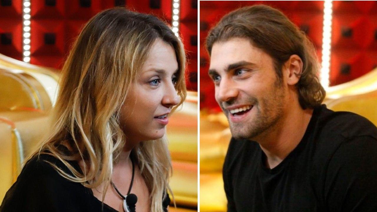 gf vip 5 ex concorrenti flirt myriam catania mario ermito