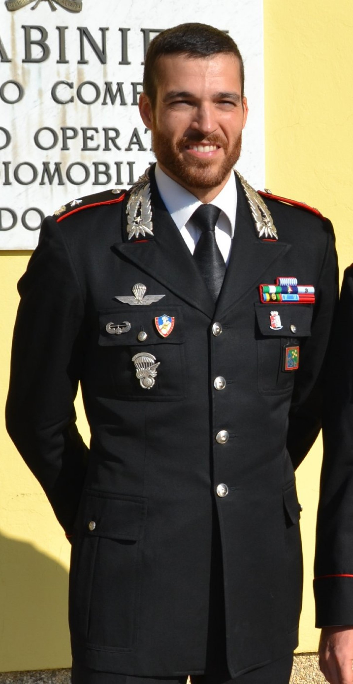 luisa corna età altezza peso fidanzato stefano giovino carabinieri