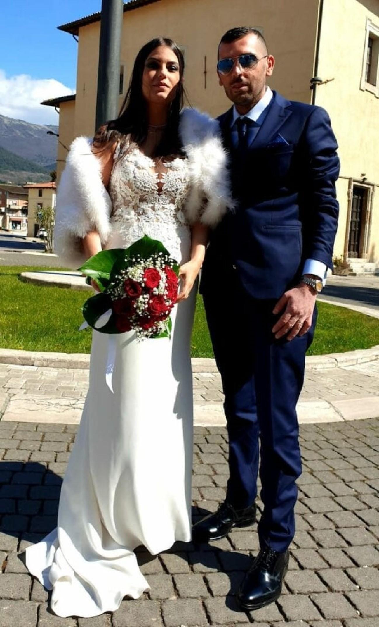 sara tommasi sposata matrimonio marito antonio orso