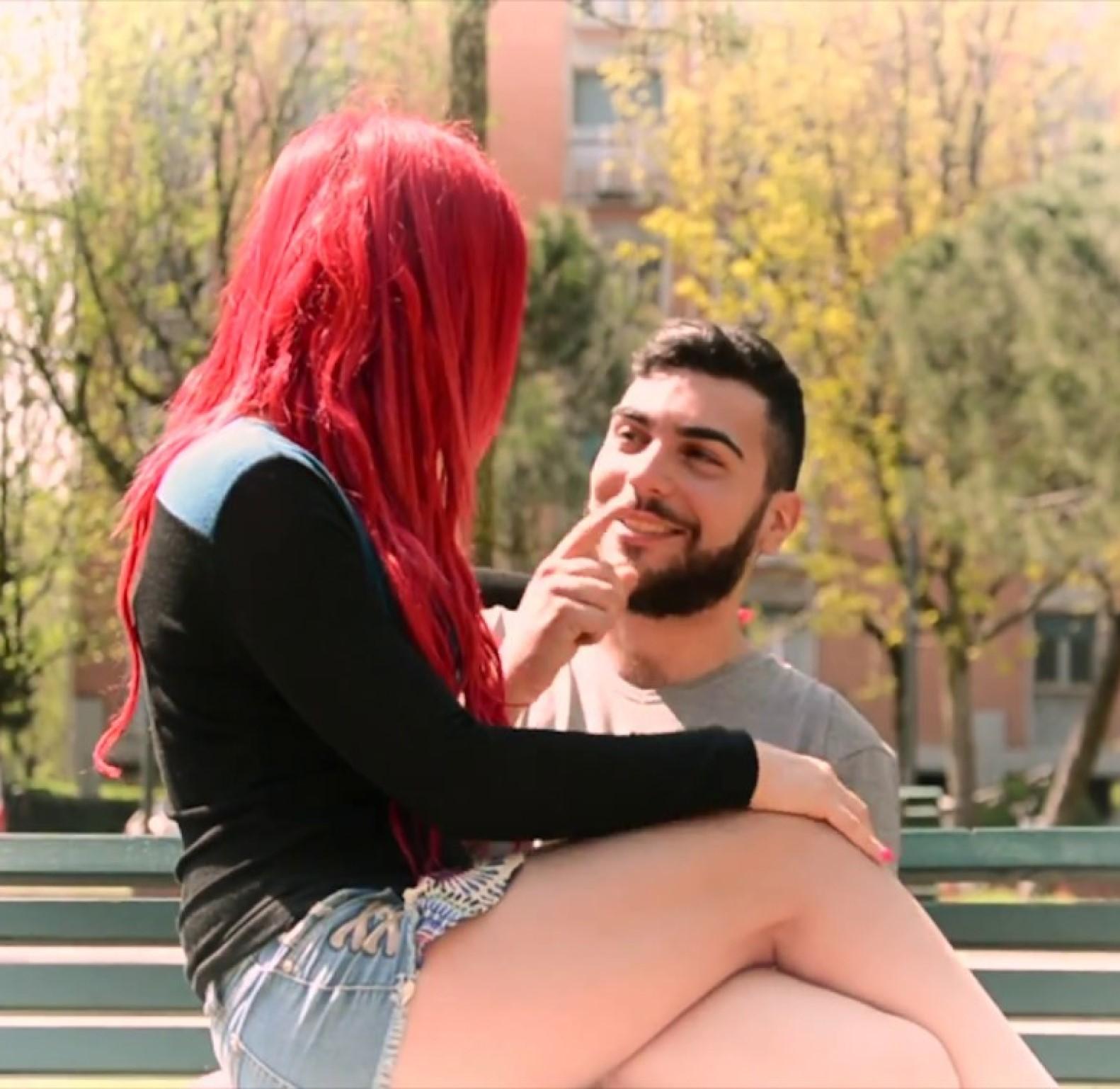 himorta avanti un altro chi è età altezza peso nome vero fidanzato vita privata