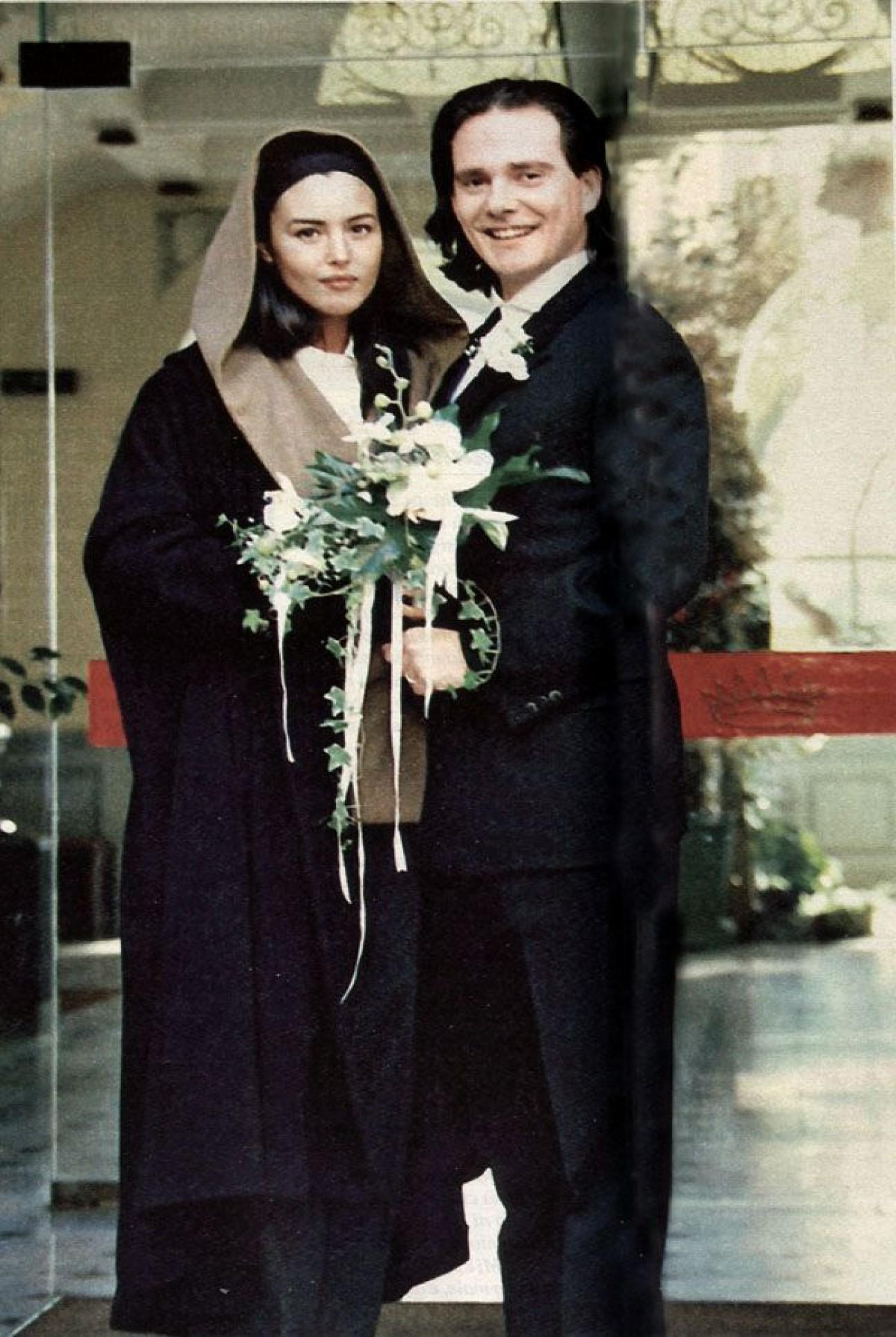 monica bellucci età altezza peso marito figli compagno vita privata