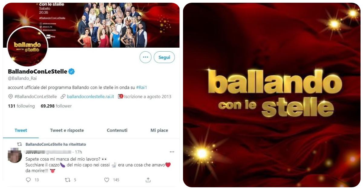 milly carlucci denuncia rai tweet ballando con le stelle