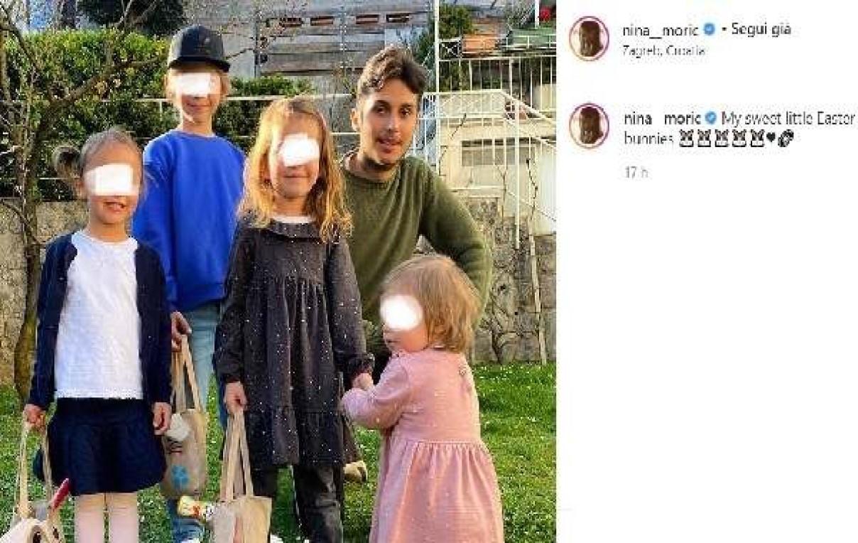 nina moric critiche stampa carlos corona croazia