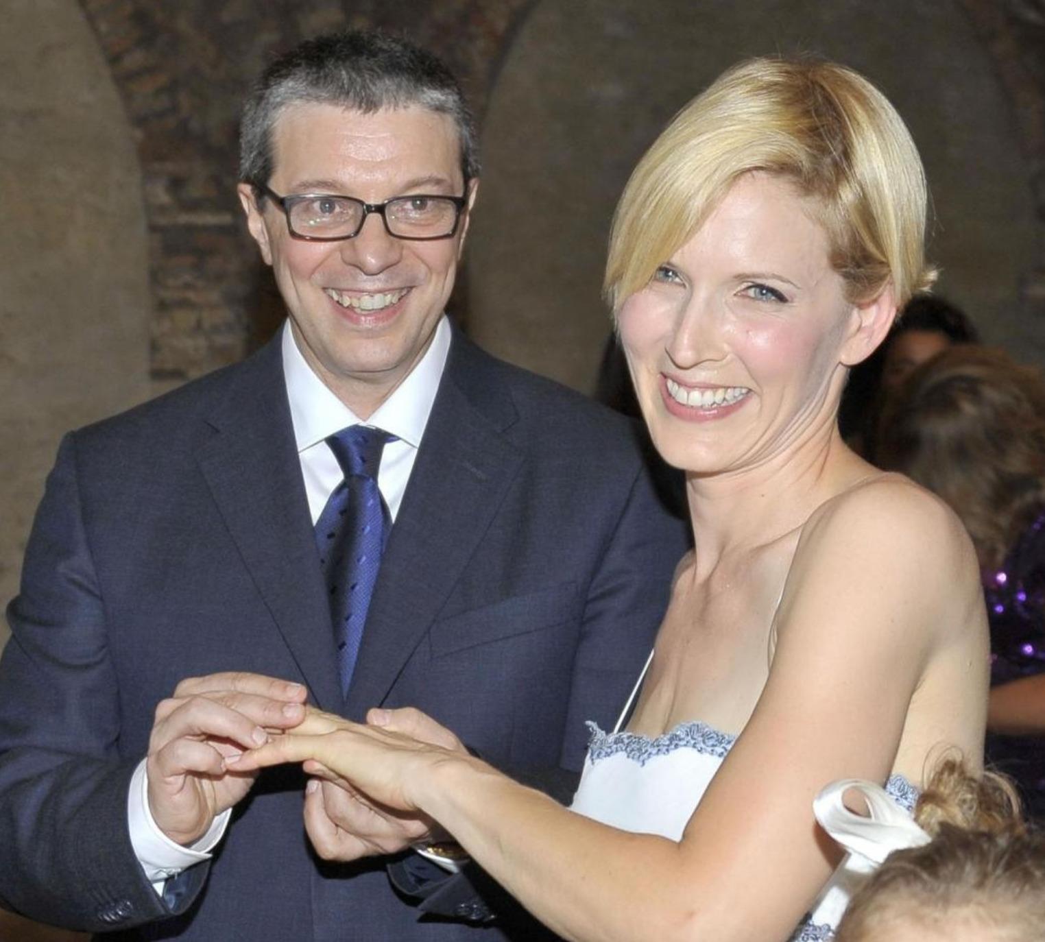 Gaia De Laurentiis età altezza peso marito figli compagno vita privata oggi