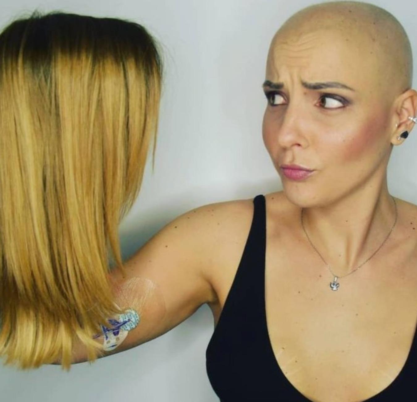 elisa di iorio conduttrice gold tv cancro