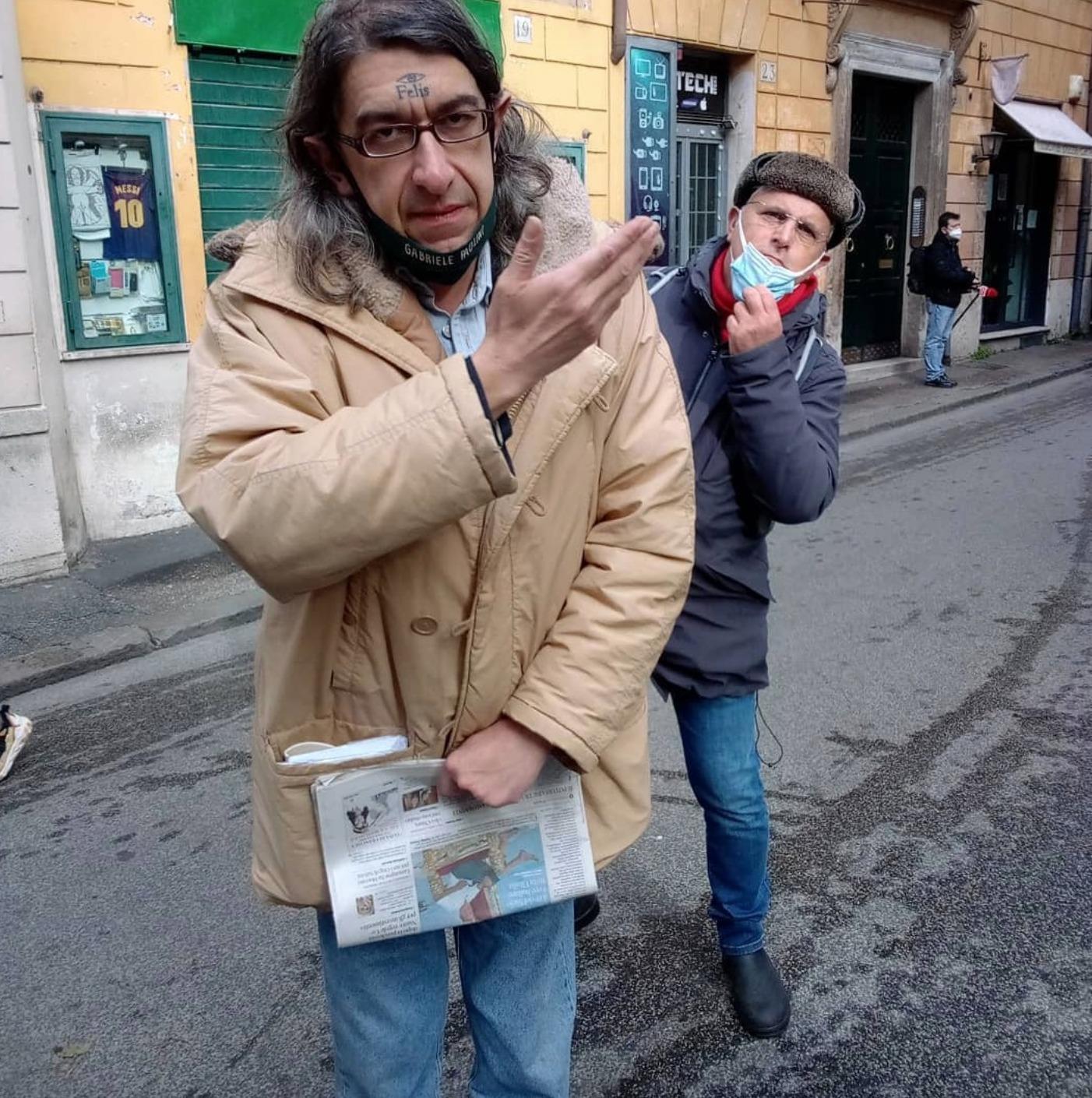 gabriele paolini condannato cassazione carcere