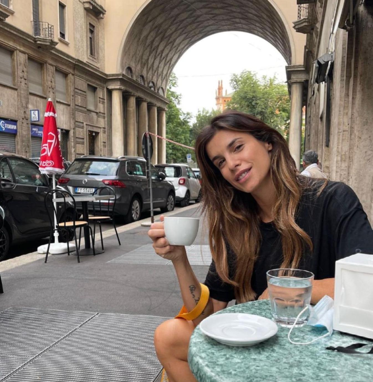 elisabetta canalis torna italia programma tv