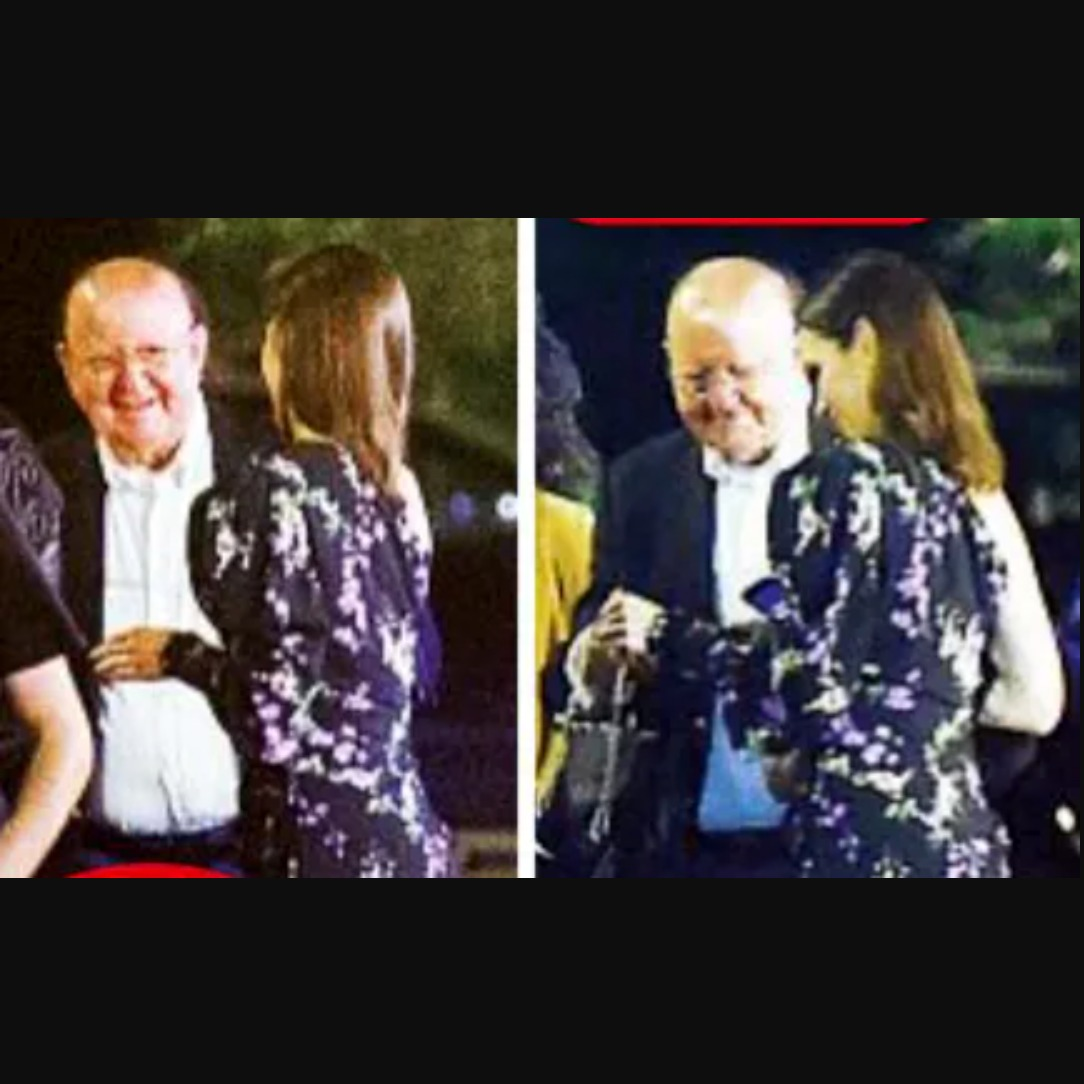 massimo boldi nuova fidanzata 40 anni Anita Szacon