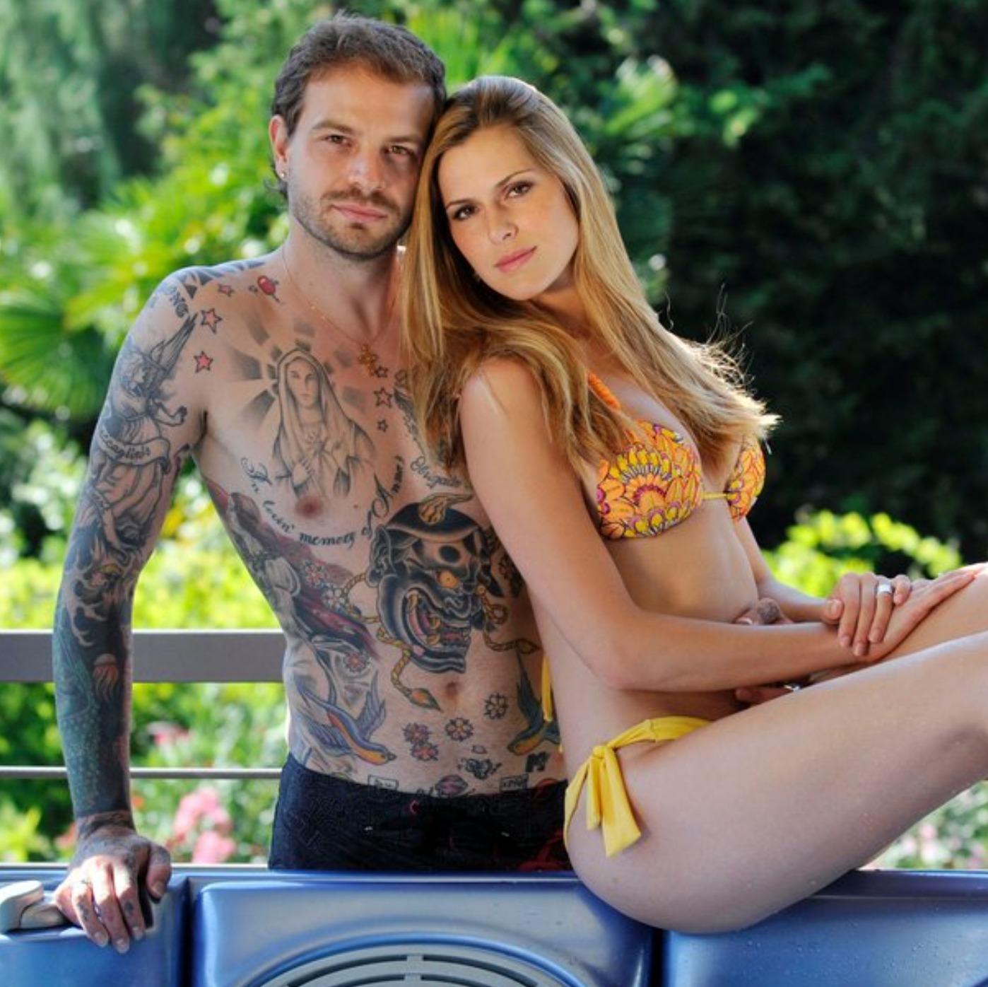 Thais Souza Wiggers velina età altezza peso fidanzato marito figlia