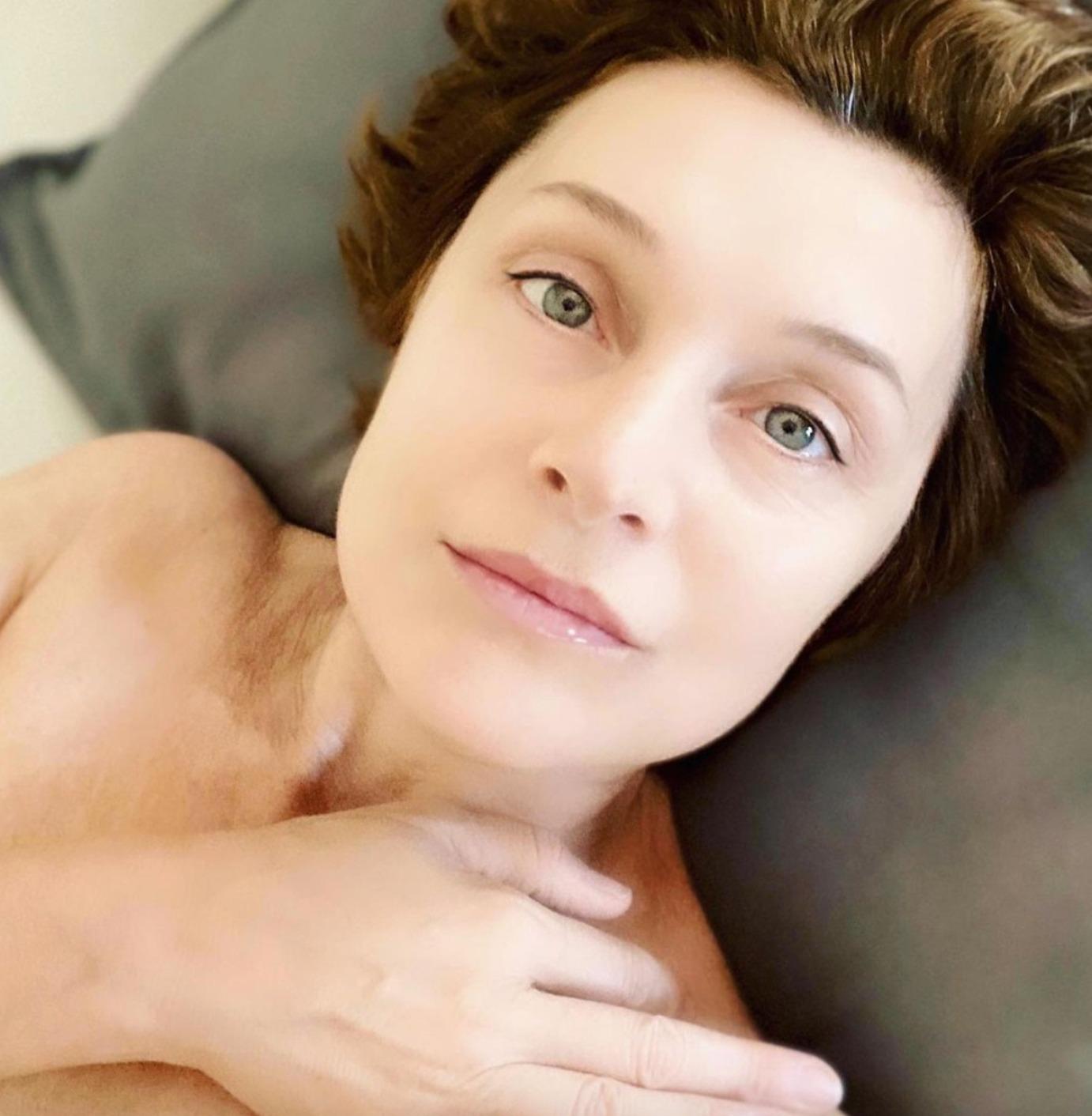 sabrina paravicini cancro intervento bikini
