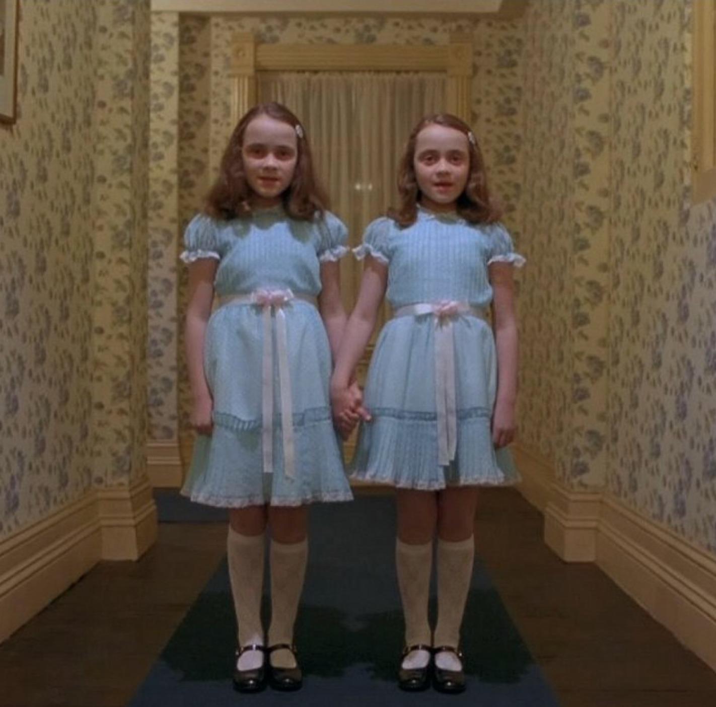 gemelle shining come sono oggi foto attrici