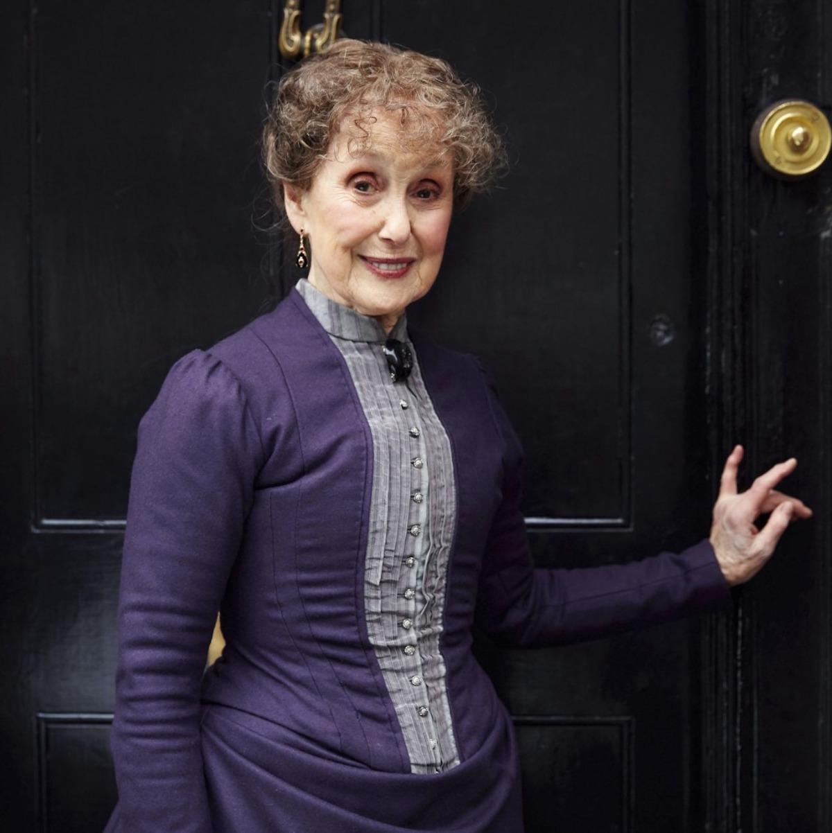 una stubbs morta attrice mrs hudson