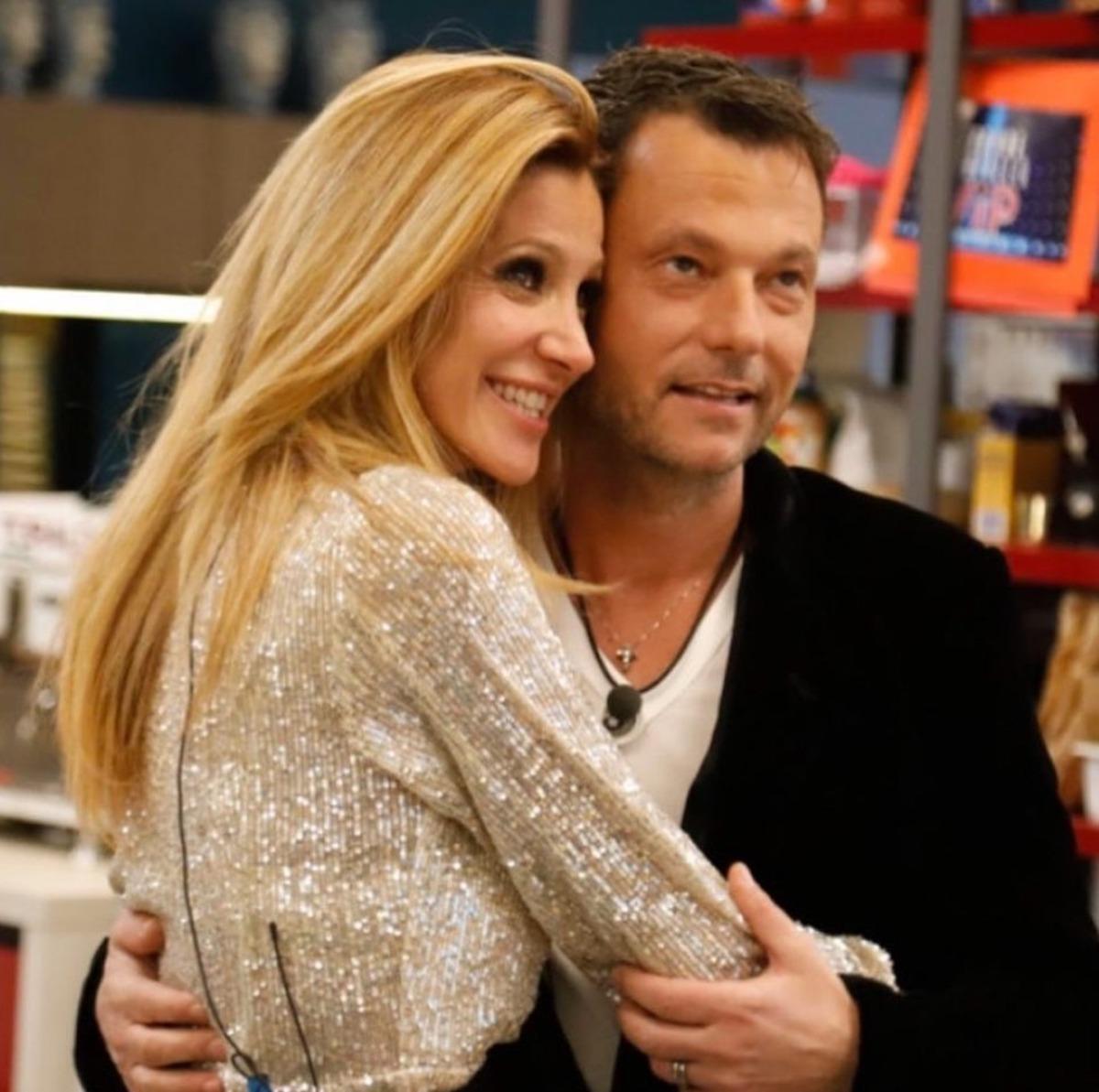 adriana volpe figlia accuse marito gf vip 6