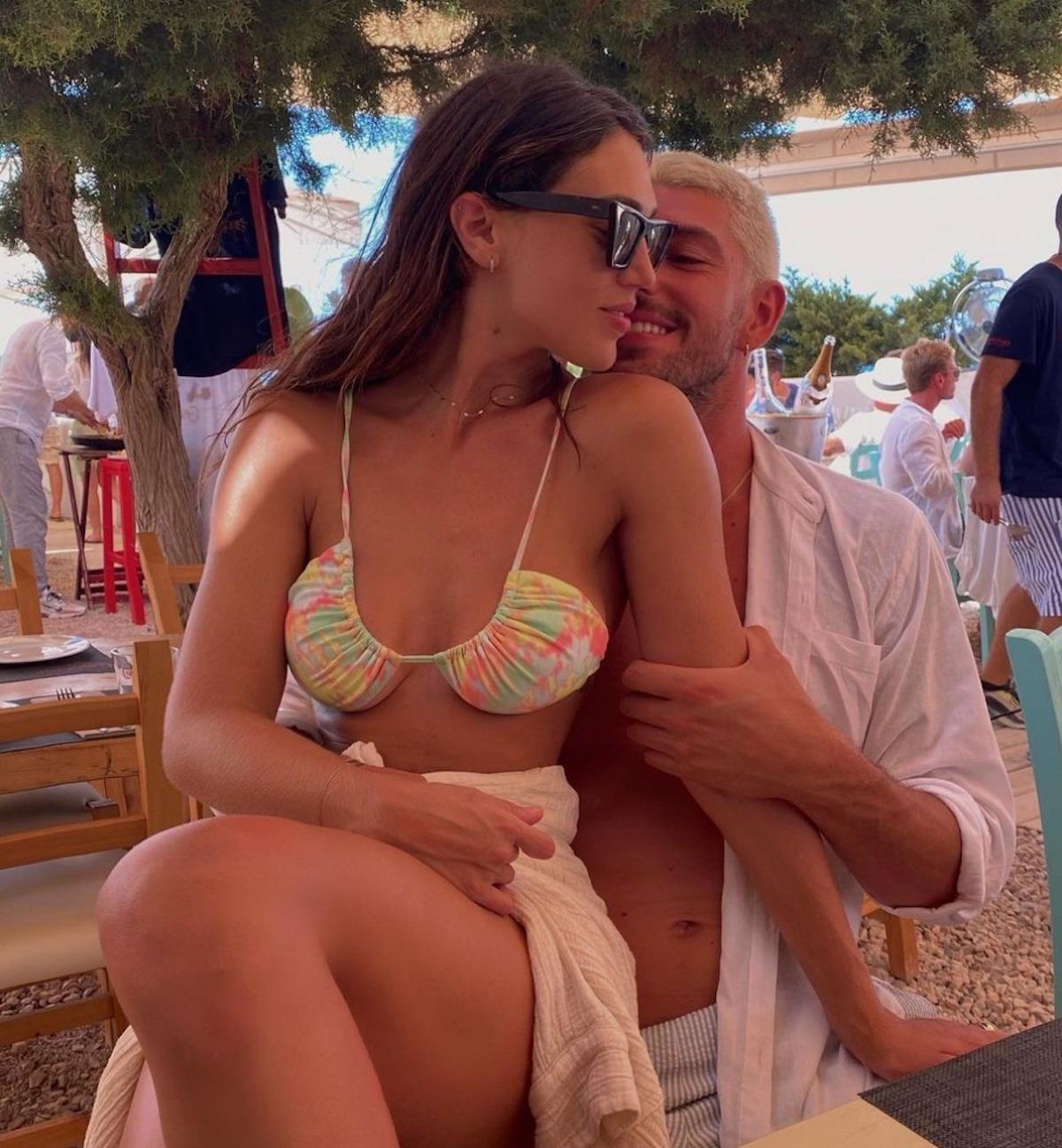 cecilia rodriguez foto instagram topless