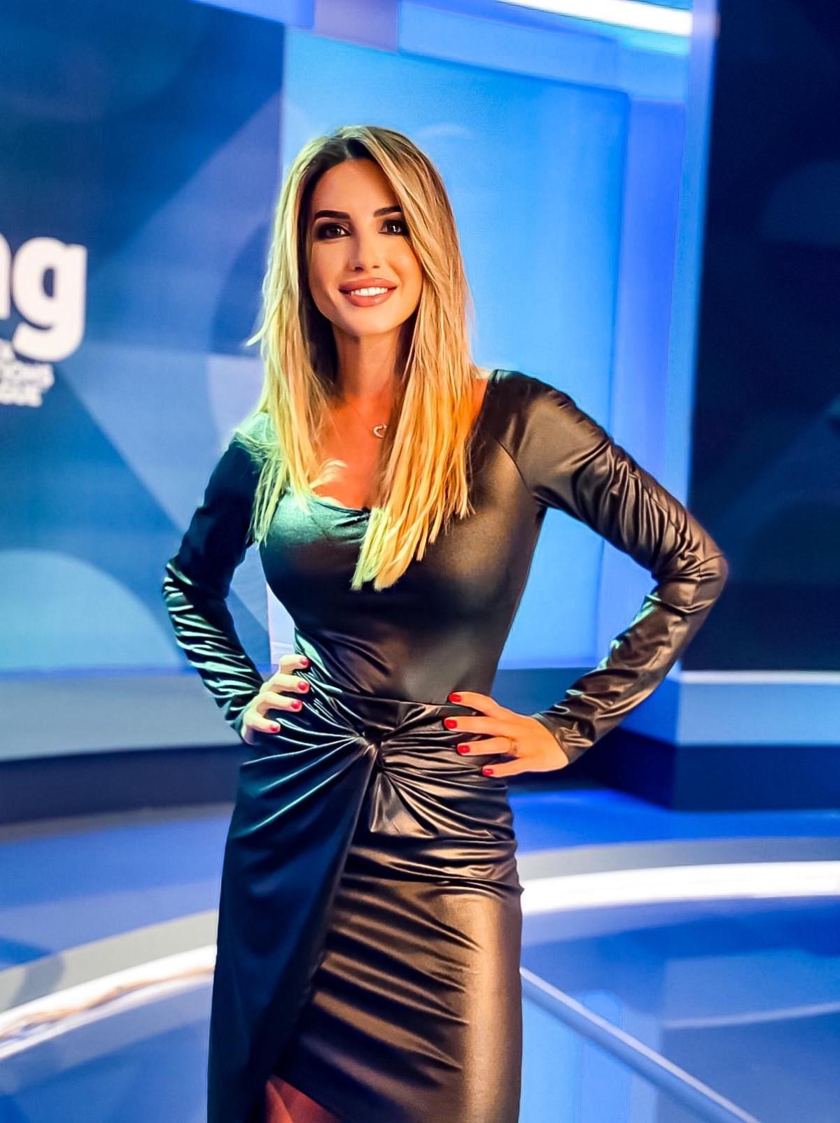 Giorgia Rossi di Dazn, chi è 'l'anti Diletta Leotta': età, altezza, peso, fidanzato giornalista, ex famoso