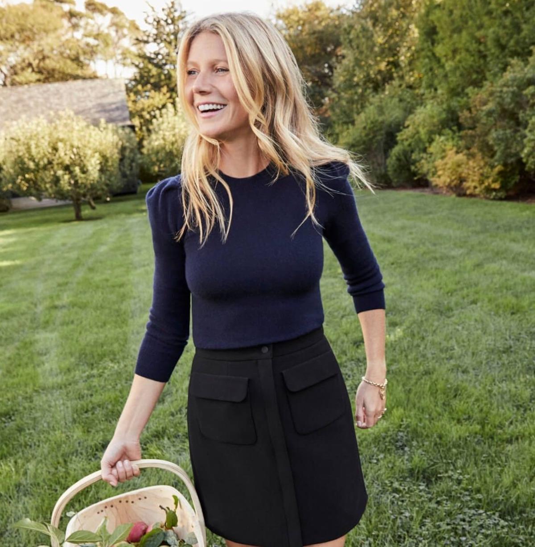 Gwyneth Paltrow figlia apple martin età foto padre