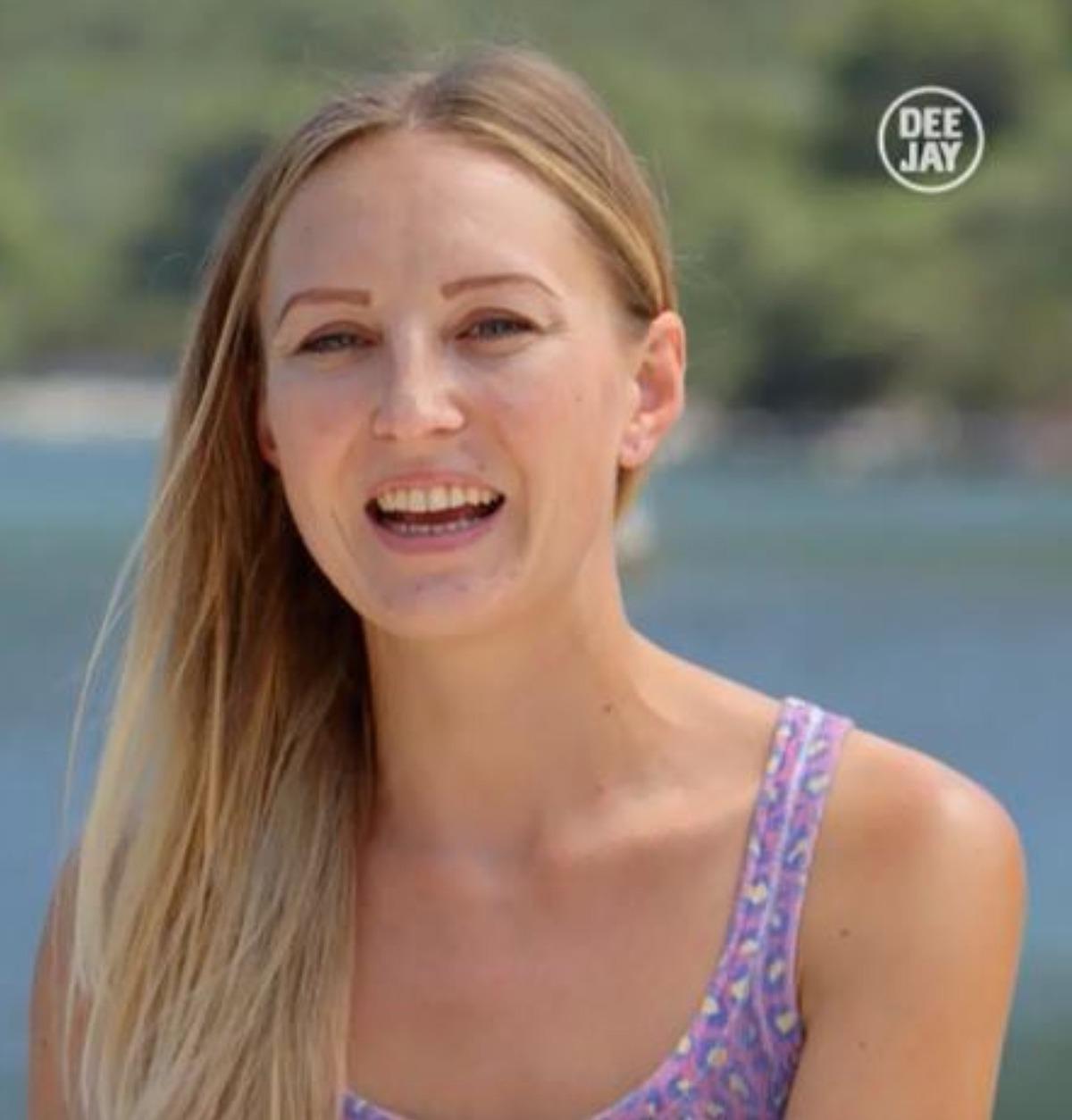 Polina Kochelenko morte concorrente l'isola di adamo ed eva